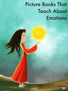 learn emotional intelligence through picture books - a round up of new picture book ideas