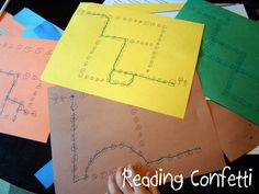 {Letter Pirate Treasure Maps} A great project to do after reading Shiver Me Letters: A Pirate ABC.  #CampSunnyPatch