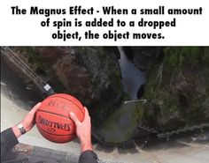 Funny pictures about The Magnus Effect. Oh, and cool pics about The Magnus Effect. Also, The Magnus Effect photos. Funny Quotes, Funny Memes, Hilarious, Jokes, Weird Facts, Fun Facts, The More You Know, Cool Stuff, Random Stuff