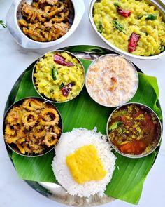 Aadi Ammavasai Recipes, No onion No Garlic Ammavasai Menu - Prema's Culinary Bitter Gourd Fry, Raw Turmeric, Tamarind Paste, New Menu, Lunch Menu, Onion, Cabbage, Garlic, Curry
