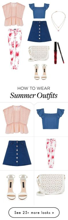 "Collection Of Summer Styles    ""Fun Summer Outfits"" by lsantana13 on Polyvore featuring MANGO, Armani Jeans, Étoile Isabel Marant, Under One Sky and Michael Kors    - #Outfits  https://fashioninspire.net/fashion/outfits/summer-outfits-fun-summer-outfits-by-lsantana13-on-polyvore-featuring-mango-armani-jeans-a/"