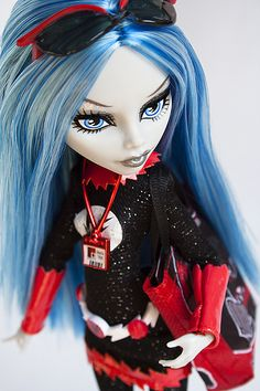Monster High- Ghoulia