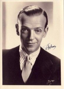 Fred Astaire Collar Pin