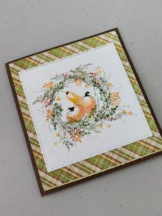 Art Impressions, Fall Cards, Card Making, Fan, Watercolor, Artist, Blog, Group, Wreaths