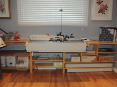 Machine Knitting Table Instructions