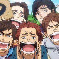 コラボ嵐新曲のmvでワンピースとコラボ尾田栄一郎が描く嵐の5人が動き回る anime art