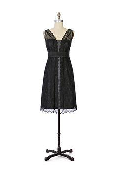 Shadow Canopy Dress by Moulinette Soeurs