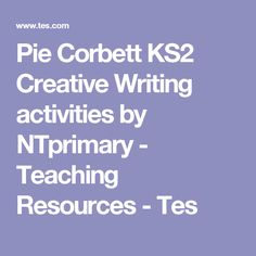 creative writing pictures ks2 Creative writing pictures ks2