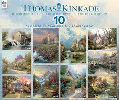 Thomas Kinkade - 10 in 1 Collector's Edition