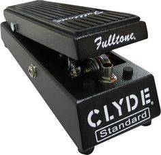Fulltone Clyde Standard Wah Guitar Effect Pedal by Fulltone. $203.15. Save 15%!