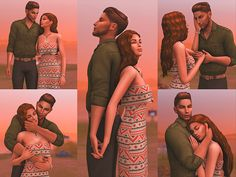 I've gotten a lot of suggestions for height difference poses, so I cooked up something cutesy for you to enjoy! 🙂 Found in TSR Category 'Sims 4 Poses' Sims 4 Couple Poses, Couple Posing, Sims 4 Mm, My Sims, Sims 4 Family, Sims 4 Game Mods, Sims4 Clothes, Sims 4 Gameplay, Foto Baby