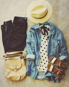 Moda: Ideas de Outfits primaverales