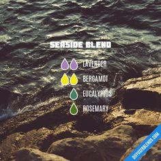 Seaside Diffuser Blend