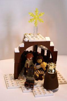 LEGO Nativity Scene | Flickr - Photo Sharing!