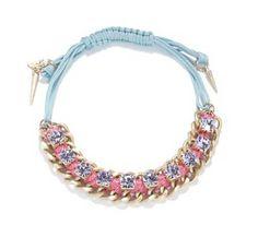 This Rachel Roy bracelet will make you nostalgic for your elementary school days
