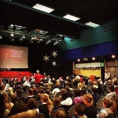 Marymount's Elementary School Christmas Orchestra Concert