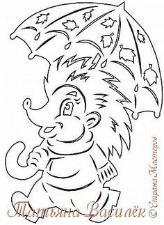 Решила собрать все свои шаблончики любимых зверюшек в одном месте. Все вырезалочки делались для оформления окон к праздникам.  (Рядом с шаблонами помещу ссылки - если есть желание, посмотрите).  Сборник планирую пополнять новыми шаблонами... фото 27 Sewing For Kids, Diy For Kids, Paper Cutting, Birthday Chart Classroom, Grade 1 Art, Baby Coloring Pages, Cut Animals, Shadow Puppets, Scroll Saw Patterns
