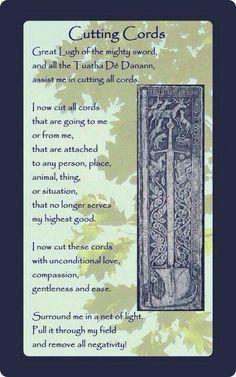 • Cutting Cords • Lughnasadh Sabbat August 1st  #Lughnasadh #sabbat