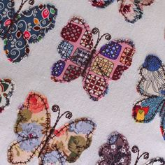 patchwork mariposas - Buscar con Google