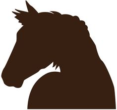 Silhouette Online Store: horse