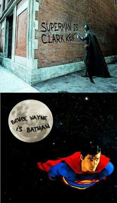 The truth about superhero