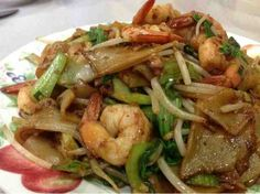 Pan Fried Oriental Style Noodle---乾炒河粉