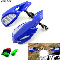 motorcycle brush bar hand guards handguard motorbike parts handle guards Dirt Bike for KAWASAKI CRF YZF r3 KX RMZ WR250 ktm EXC #Affiliate