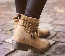 beautiful, boots, brown, cool (Full Size)