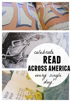 read across america day EVERY day of the year 03 | 01 | 2015read across america day EVERY day of the year