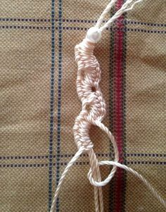 macrame two sided sp