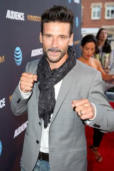 Frank Grillo Photos - Actor Frank Grillo attends as AT&T Audience Network celebrates KINGDOM on May 2016 in Los Angeles, California. - AT&T Audience Network Celebrates 'Kingdom' California, Actors, Stock Photos, Celebrities, Pictures, Image, Celebs, Photos, The California