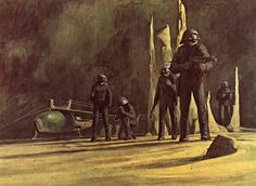 John Schoenherr - The Sardaukar Warriors