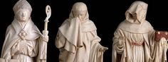 Mourners: Tomb Sculptures from the Court of Burgundy