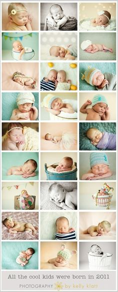 Baby - Picture Posing Ideas