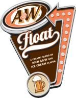 A & W Rootbeer...mmm, good!  No it's not wheels, but I had to pin this because  of the memories at this place when I was little!