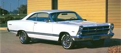 Introduction to 1966-1967 Ford Fairlane 500XL/GT & GT/A ...