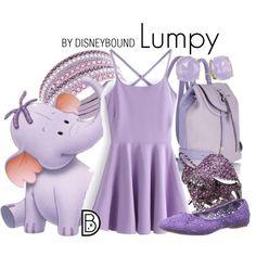Winnie the Pooh - Lumpy the Heffalump