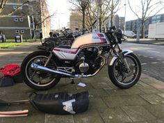 Cb 450 Cafe Racer, Honda Cb, Motorcycle, Dreams, Log Projects, Motorcycles, Motorbikes, Choppers