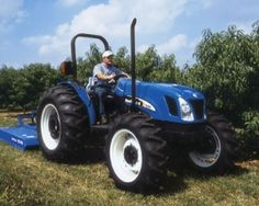 TN95A New Holland - Google Search