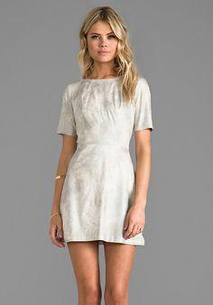 ALEXIS Roman Dress