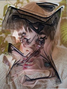 Layered Portraits From the Fourth Dimension