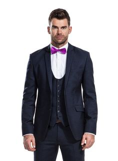 James Anderson Lewis Check Blazer – 613 Collection