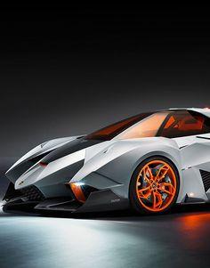 The most epic car concept ever? The Lamborghini Egoista. Check it out... #SexySaturday