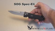 SOG Spec Elite I