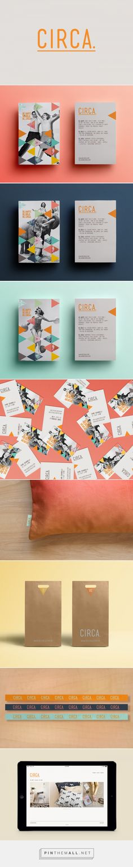 Circa Handmade Textile Accessories Branding by Bunker3022 | Fivestar Branding Agency – Design and Branding Agency & Inspiration Gallery