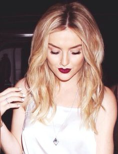 Perrie, you are a big role model for young girls and you're one of my biggest inspirations! I really want to meet you and Little Mix someday.