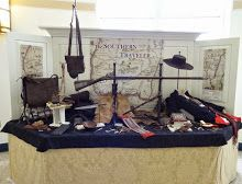 The Southern Traveler Exhibit will be at the Tennessee Kentucky Rifle Show in Norris, TN this weekend along with many of the artist who c. Pioneer Crafts, Carlito's Way, Pioneer Clothing, Belt Knife, Longhunter, Fishing Kit, Mountain Man, Wood Carving, Trip Planning