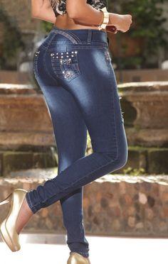 Feel Foxy - Claudia Butt Lift Jean, $64.99 (https://www.feelfoxy.com/claudia-butt-lift-jean/)