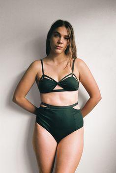 Edie Bikini Olive