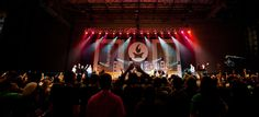 19 сентября Международный Дом Молитвы (IHOP-KC) в Канзас-Сити отметил свое 16-летие.